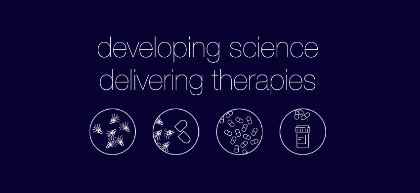 Developing Science, Delivering Therapies